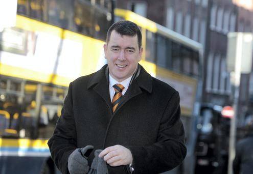 Labour TD Michael McCarthy. Photo: Tom Burke
