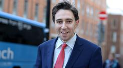 Minister of State Simon Harris welcomed the EIB loan. Photo: Tom Burke