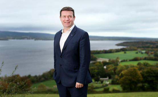 COMMITTEE: Environment Minister Alan Kelly