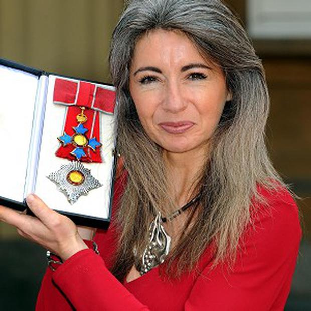 Dame Evelyn Glennie