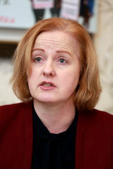 Ruth Coppinger. Photo: Frank McGrath