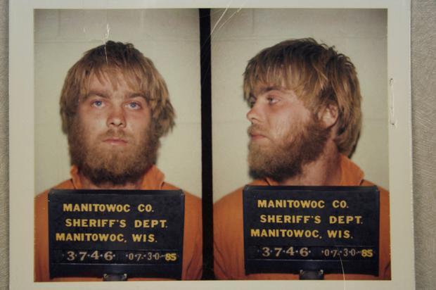 Steven Avery is shown in a booking photo from the Netflix documentary series 'Making a Murderer'. Photo: Reuters