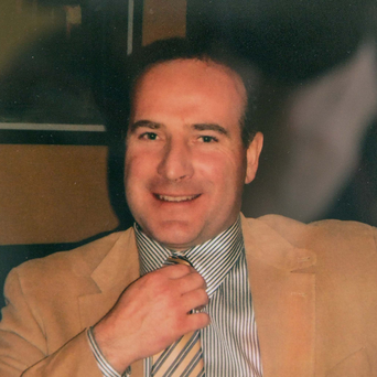 Gda Sgt Michael Galvin: tragic death followed GSOC inquiry. Photo: James Connolly