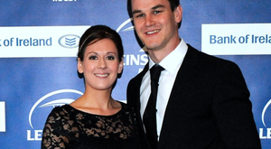 Jonathan and his wife Laura