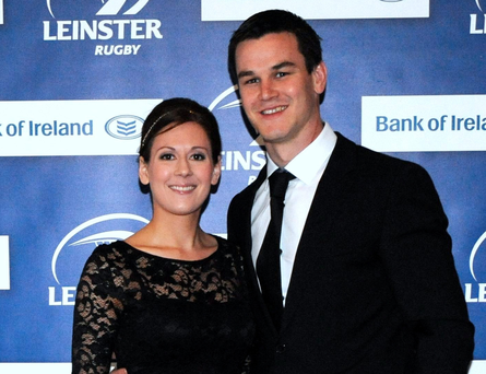 Jonathan and his wife Laura have named their baby daughter Amy Jessica Sexton