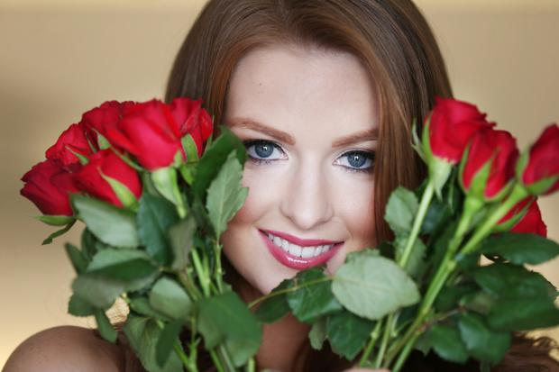 Budget supermarkets are getting into the flowers market, with a dozen roses for €12 Photo: Photocall Ireland (stock image)