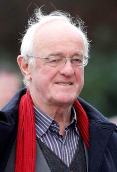 'Father Ted' star Frank Kelly. Photo: PA
