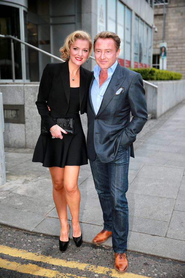 Flatley credits Irish faith healer for health as he hangs up
