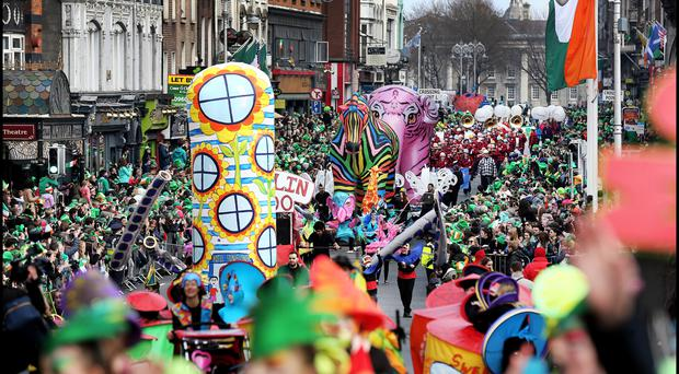 Ireland will be as warm as Greece in run-up to St Patrick's Day