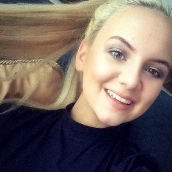 Jodie Lee Daniels (15) who died in Buncrana pier tragedy