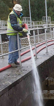 Irish Water has identified 'major problems' with smaller sewage treatment plants serving rural communities across the country. Photo: Eamonn Farrell