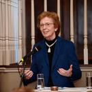 Mary Robinson. Photo: Caroline Quinn