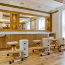 The Oslo salon and spa on Mespil Road in Dublin