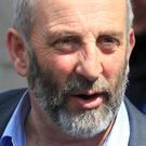 Danny Healy-Rae: 'God above is in charge of the weather and we here can't do anything about it' Photo: Gareth Chaney, Collins