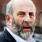 Danny Healy-Rae has been criticised for his comments on climate change Photo: Tom Burke