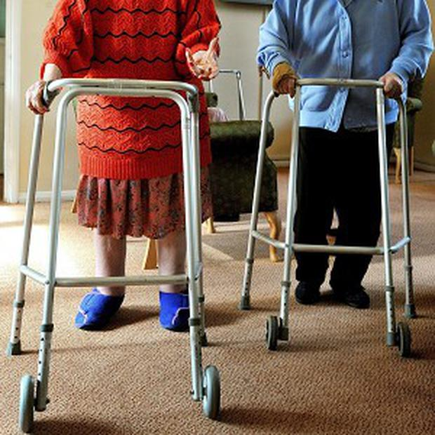 The majority of people do everything they can to show how thankful they are to elderly parents.