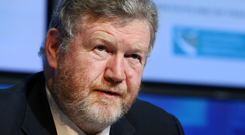 Newly appointed Senator James Reilly