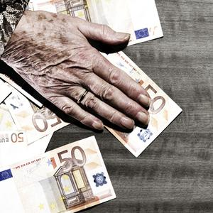 Just over a third of those who are now in their 20s and 30s have their own pension. (Maarten Wouters/Getty Images)
