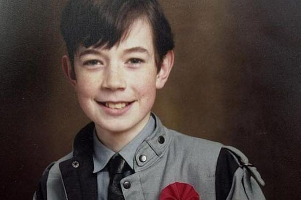 Philip Cairns, who went missing 30 years ago.
