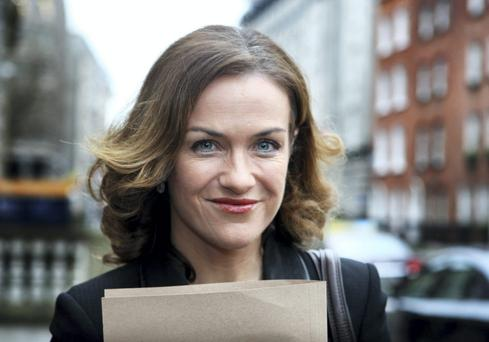 Dr Rhona Mahony, master of Holles Street Hospital.