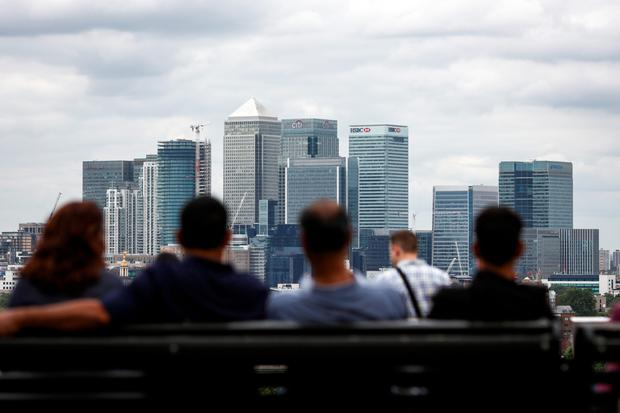Massive influx from London's City had been tipped in past