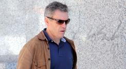 Drug lord: Christy Kinahan runs operation from Spain