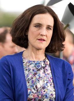 Out: Theresa Villiers. Photo: PA