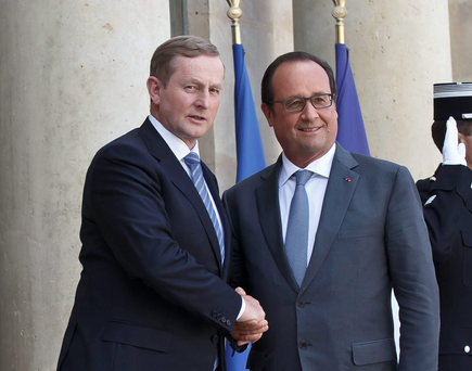 'It has become a cliche to say we stand in solidarity with the French. With each new attack to which they are subjected, we stand in solidarity, but from a safe distance, safe in the knowledge it is happening elsewhere. It's not.' File photo: AP
