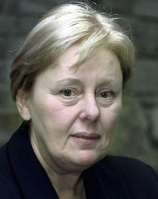 Ms Justice Mary Laffoy Picture: Donal Doherty