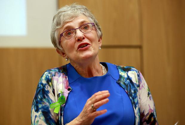 Katherine Zappone: concern over rise in reported rapes Picture: Frank McGrath