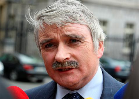 Willie O'Dea: says Mr Varadkar is obsessed by leadership race. Photo: Tom Burke