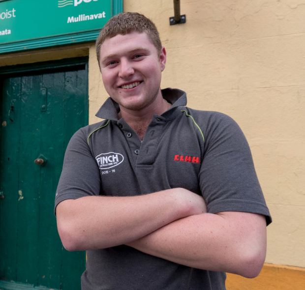 Liam Walsh, who tackled a post office raider
