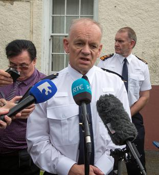 Statement: Assistant Commissioner John O'Driscoll