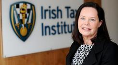 President of the Irish Tax Institute Mary Honohan