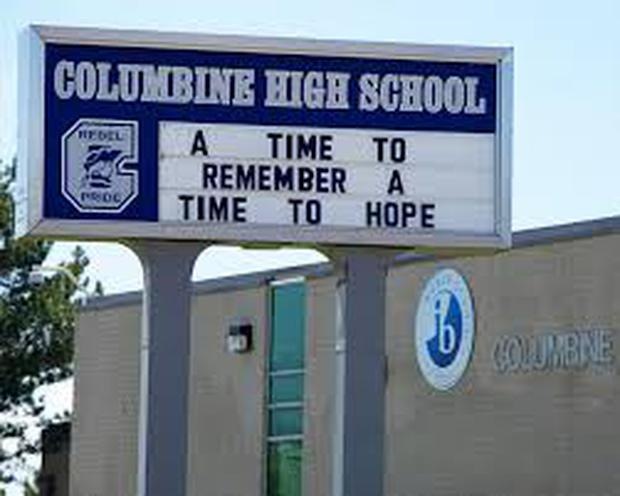 Columbine High School Photo: Getty