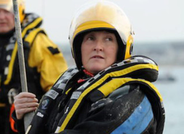 Jenny Carway survived the search mission that went wrong