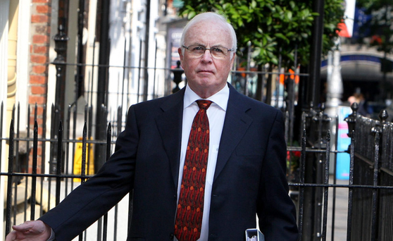 Nama chief Frank Daly rejects claims made by Seamus McCarth that Nama should have received more for the Project Eagle loan portfolio Picture: Tom Burke
