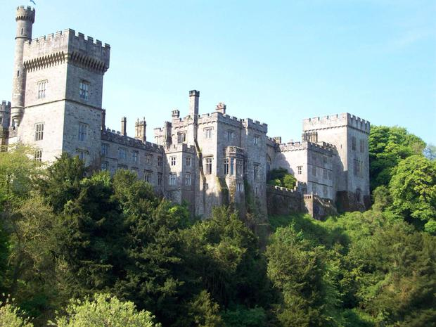 Lismore Castle, the Duke of Devonshire's family home in County Waterford