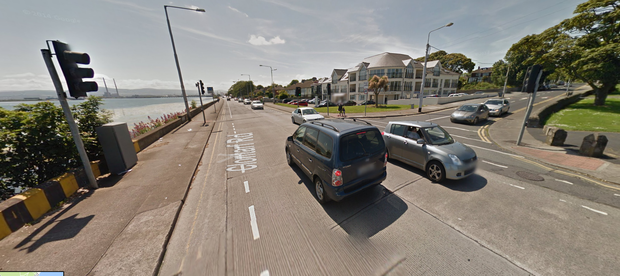 The James Larkin Road (from Clontarf Road/Mount Prospect Road to Causeway Road)