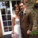 John McAreavey married Tara Brennan in a private ceremony