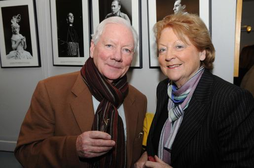 Gay Byrne and Kathleen Watkins married in 1964, in Saggart, Co Dublin