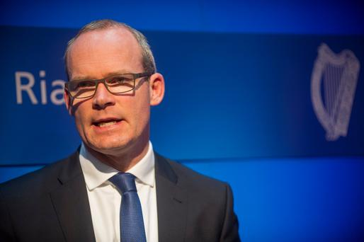 Simon Coveney says he had to prioritise the most vulnerable