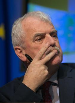 Smoker Finian McGrath has taken a hit in the Budget