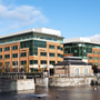 JP Morgan building at One Georges Dock, IFSC Photo: JLL