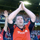 Anthony Foley after the Heineken Cup semi-final in 2006 Picture: Sportsfile