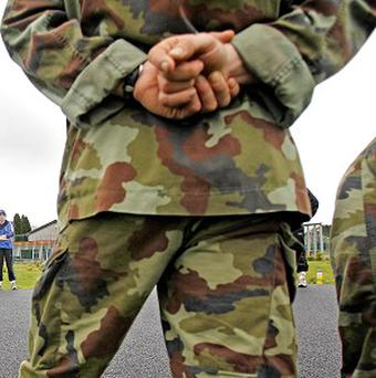 'Calling out the Army is not a decision easily made by any civil administration' Stock photo: PA