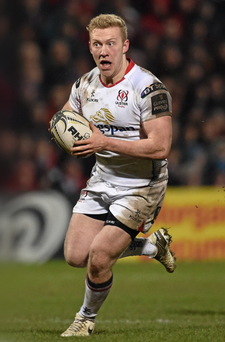 Ulster rugby player Stuart Olding