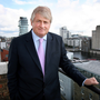 Businessman Denis O'Brien. Photo: Tony Gavin
