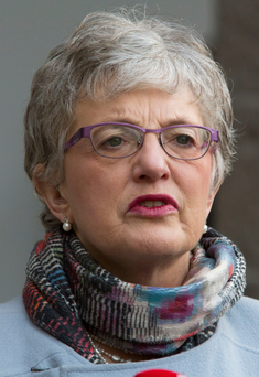 Children and Youth Affairs Minister Katherine Zappone