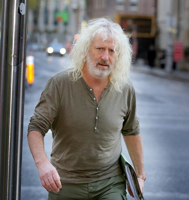 Mick Wallace TD Picture: Tom Burke